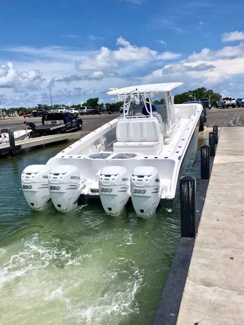Invincible-Catamaran 2018-Pit Boss Freeport-Texas-United States-1380073 | Thumbnail