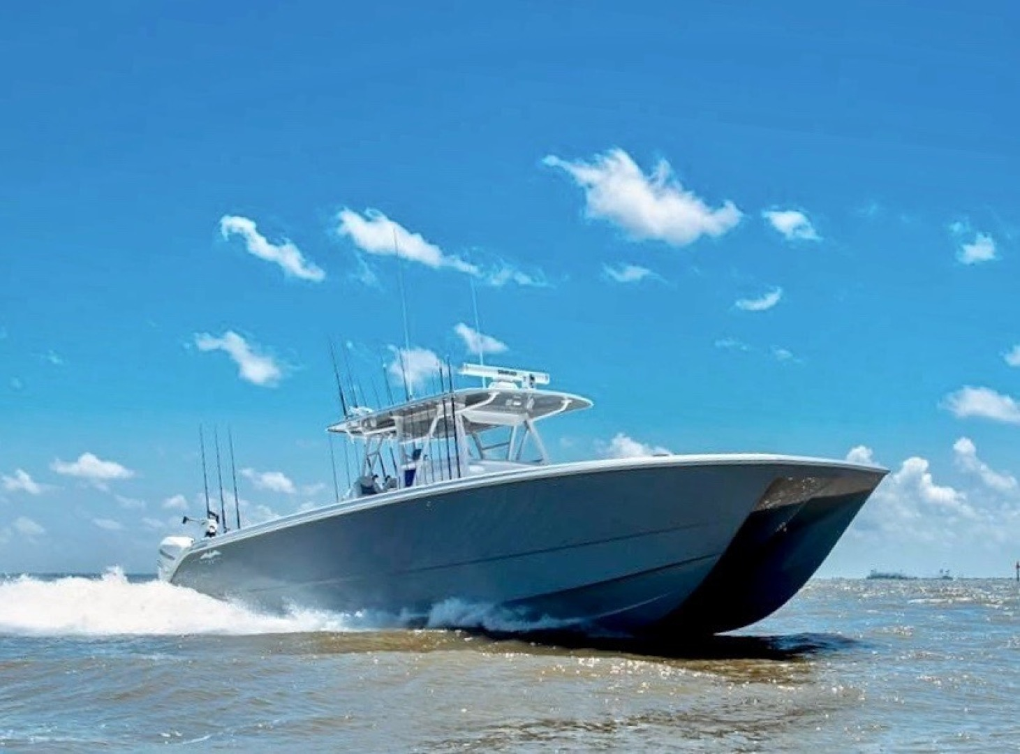 Invincible-Catamaran 2018-Pit Boss Freeport-Texas-United States-1380085 | Thumbnail