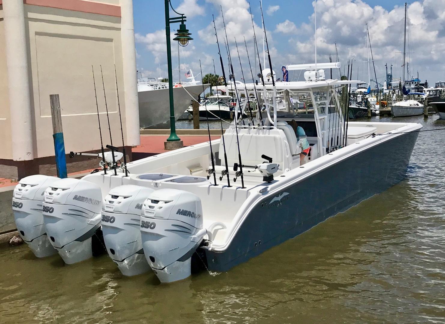 Invincible-Catamaran 2018-Pit Boss Freeport-Texas-United States-1380079 | Thumbnail