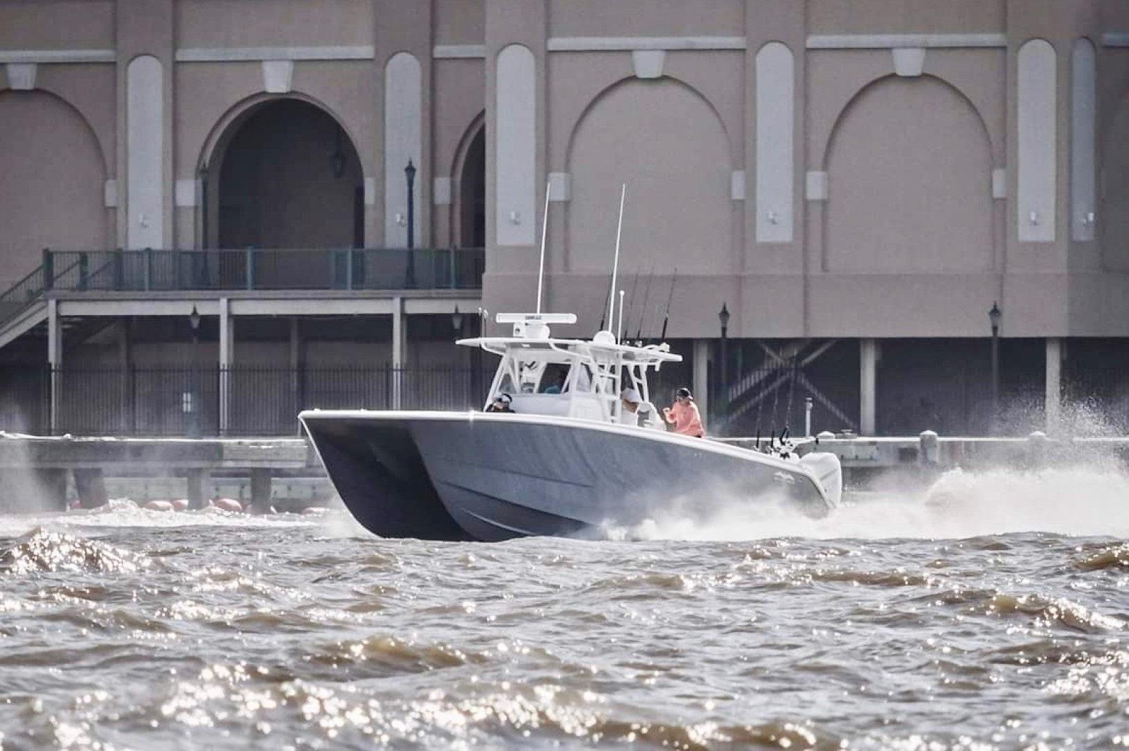 Invincible-Catamaran 2018-Pit Boss Freeport-Texas-United States-1380086 | Thumbnail