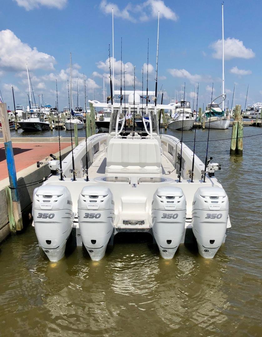 Invincible-Catamaran 2018-Pit Boss Freeport-Texas-United States-1380076 | Thumbnail