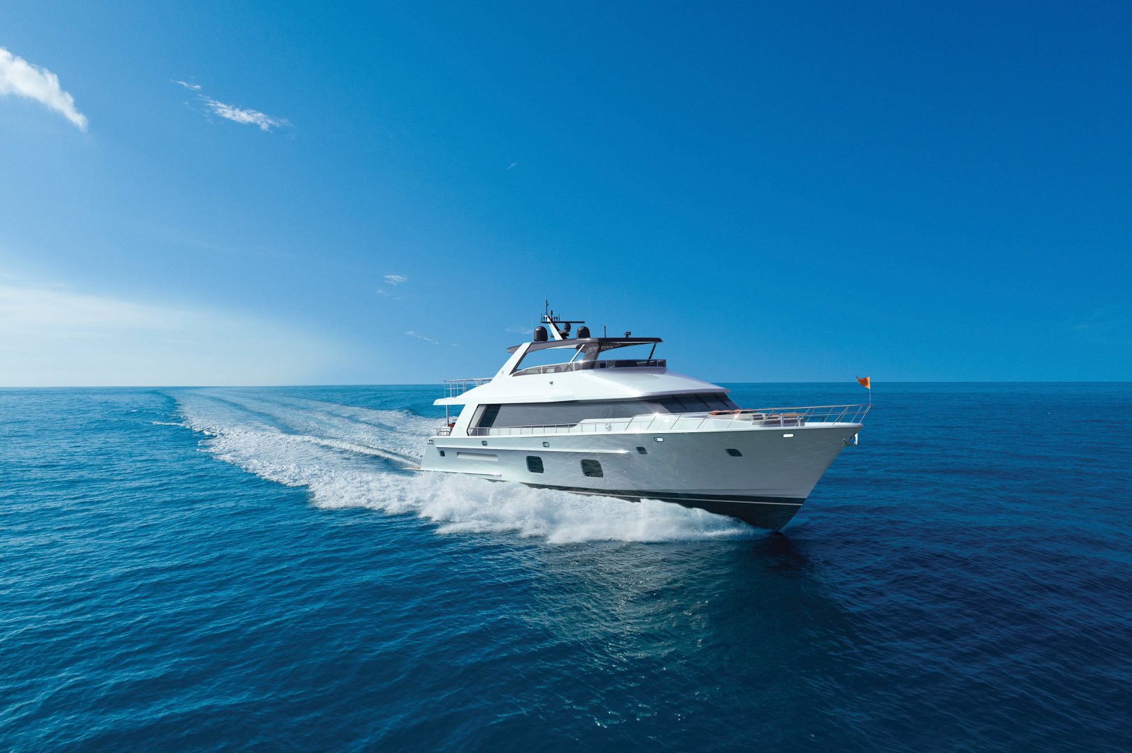 "2020 CL Yachts 88' CLB88 ""New inventory arriving September 2020."""