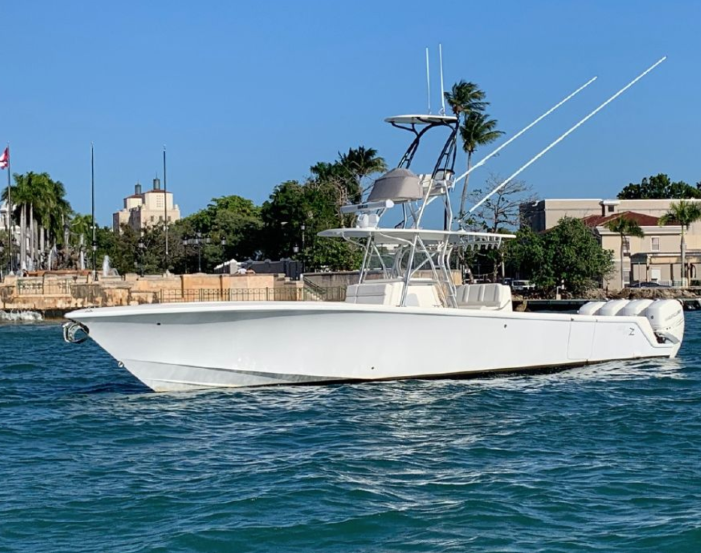 SeaVee-390Z 2019 -Puerto Rico-United States-1380857 | Thumbnail