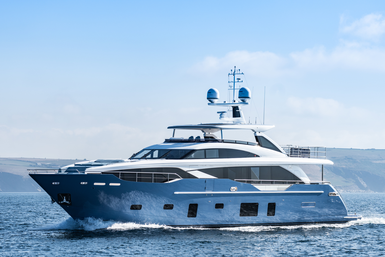 98' Princess 2019 30M Motor Yacht Hallelujah