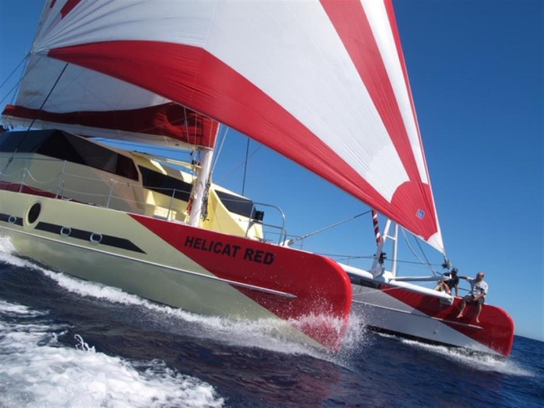 Fountaine Pajot-Catamaran 2010-Helicat Red Saint Georges-Grenada-1384072   Thumbnail