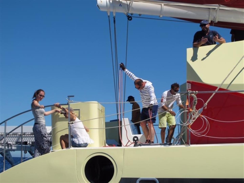 Fountaine Pajot-Catamaran 2010-Helicat Red Saint Georges-Grenada-1384095   Thumbnail