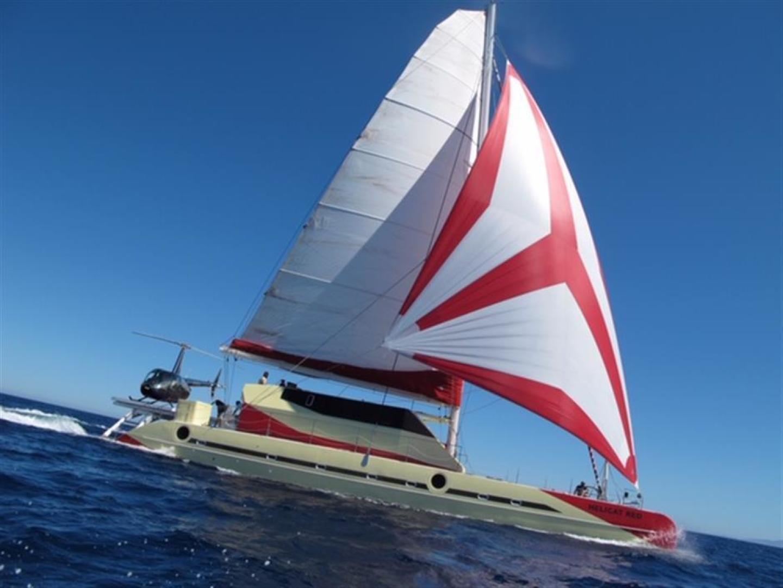 Fountaine Pajot-Catamaran 2010-Helicat Red Saint Georges-Grenada-1384110   Thumbnail