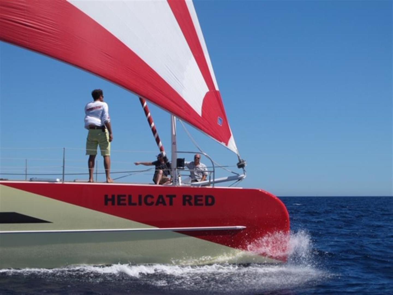 Fountaine Pajot-Catamaran 2010-Helicat Red Saint Georges-Grenada-1384091   Thumbnail