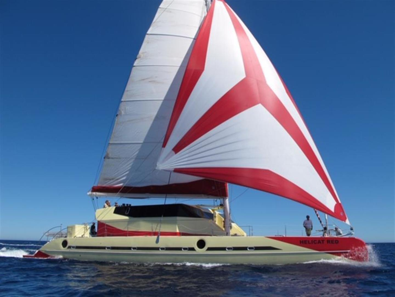 Fountaine Pajot-Catamaran 2010-Helicat Red Saint Georges-Grenada-1384090 | Thumbnail