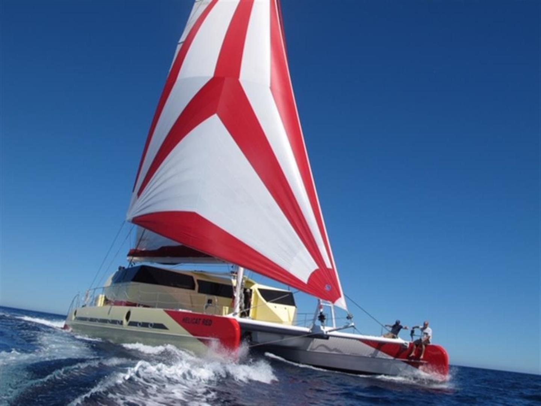 Fountaine Pajot-Catamaran 2010-Helicat Red Saint Georges-Grenada-1384074 | Thumbnail