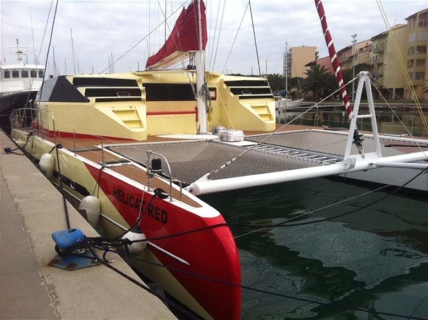 Fountaine Pajot-Catamaran 2010-Helicat Red Saint Georges-Grenada-1384073   Thumbnail
