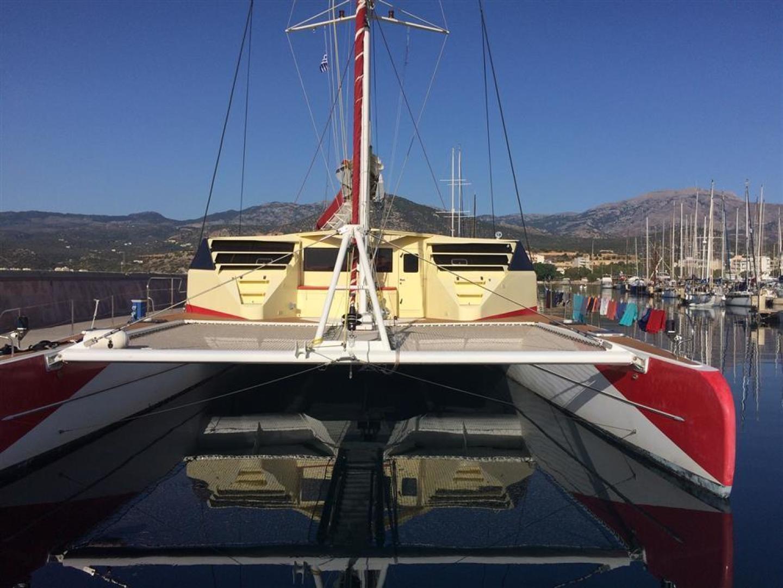 Fountaine Pajot-Catamaran 2010-Helicat Red Saint Georges-Grenada-1384113 | Thumbnail