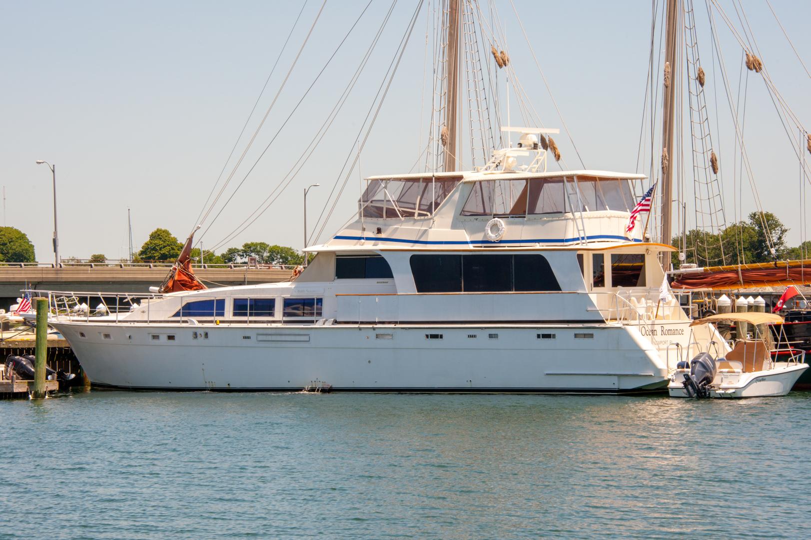 Bertram-80CPMY 1977-Ocean Romance Fort Myers-Florida-United States-1386444 | Thumbnail
