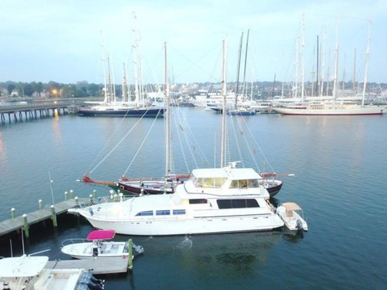 Bertram-80CPMY 1977-Ocean Romance Fort Myers-Florida-United States-1386473 | Thumbnail