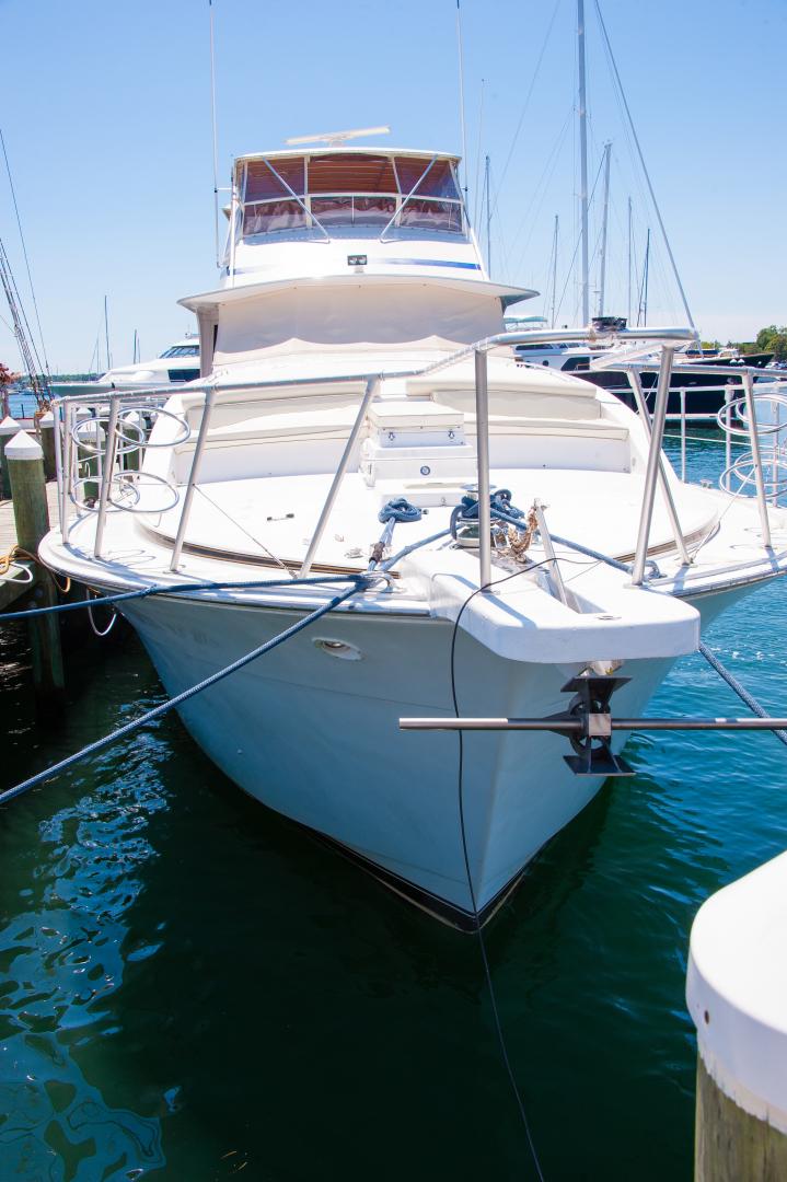 Bertram-80CPMY 1977-Ocean Romance Fort Myers-Florida-United States-1386441 | Thumbnail