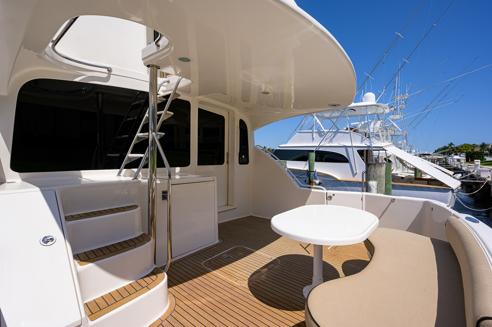 Ocean Yachts-Odyssey 2005-MISS JAN Palm Beach Gardens-Florida-United States-Cockpit-1387041 | Thumbnail