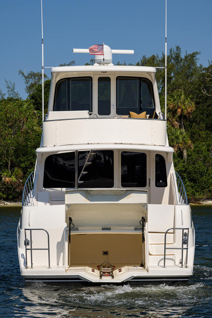 Ocean Yachts-Odyssey 2005-MISS JAN Palm Beach Gardens-Florida-United States-Tender Garage-1387050 | Thumbnail