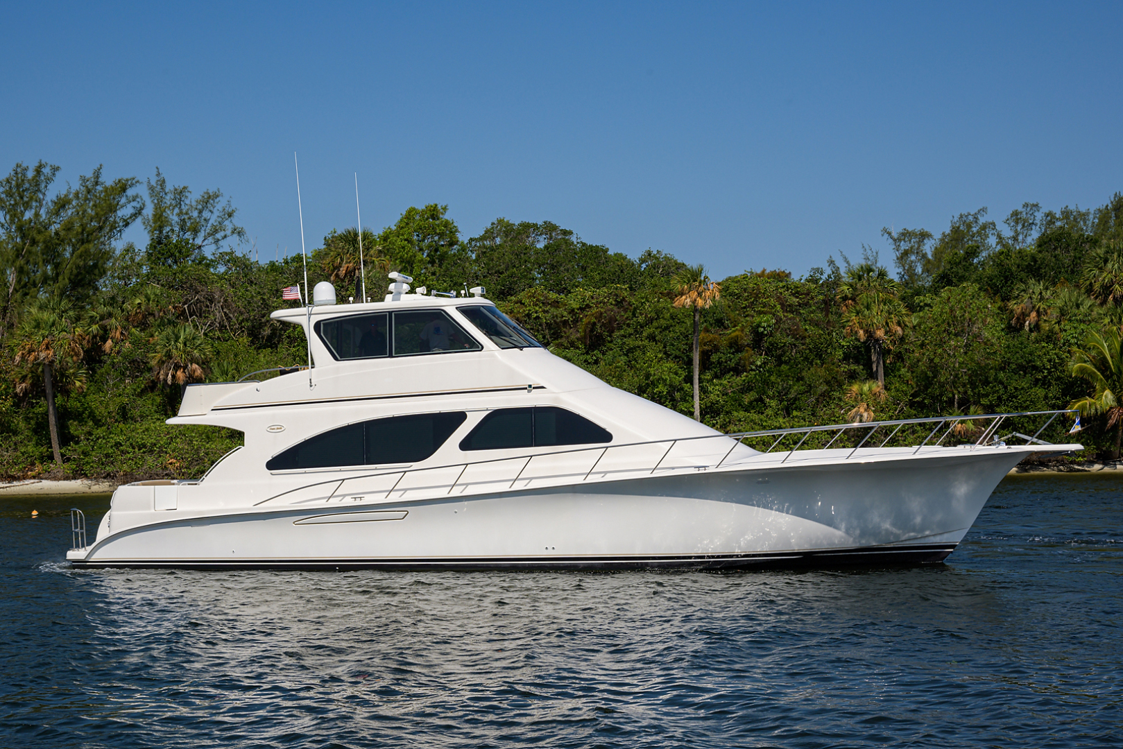 Ocean Yachts-Odyssey 2005-MISS JAN Palm Beach Gardens-Florida-United States-MISS JAN-1386893 | Thumbnail
