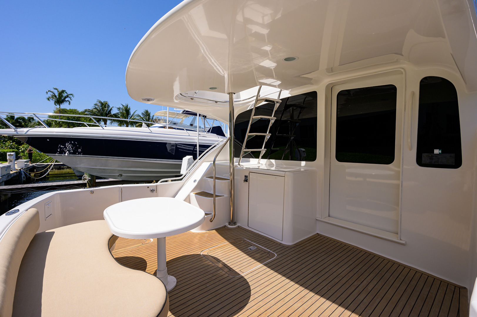 Ocean Yachts-Odyssey 2005-MISS JAN Palm Beach Gardens-Florida-United States-Cockpit-1387040 | Thumbnail