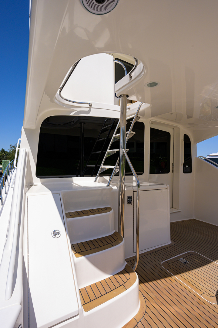 Ocean Yachts-Odyssey 2005-MISS JAN Palm Beach Gardens-Florida-United States-Cockpit-1387042 | Thumbnail