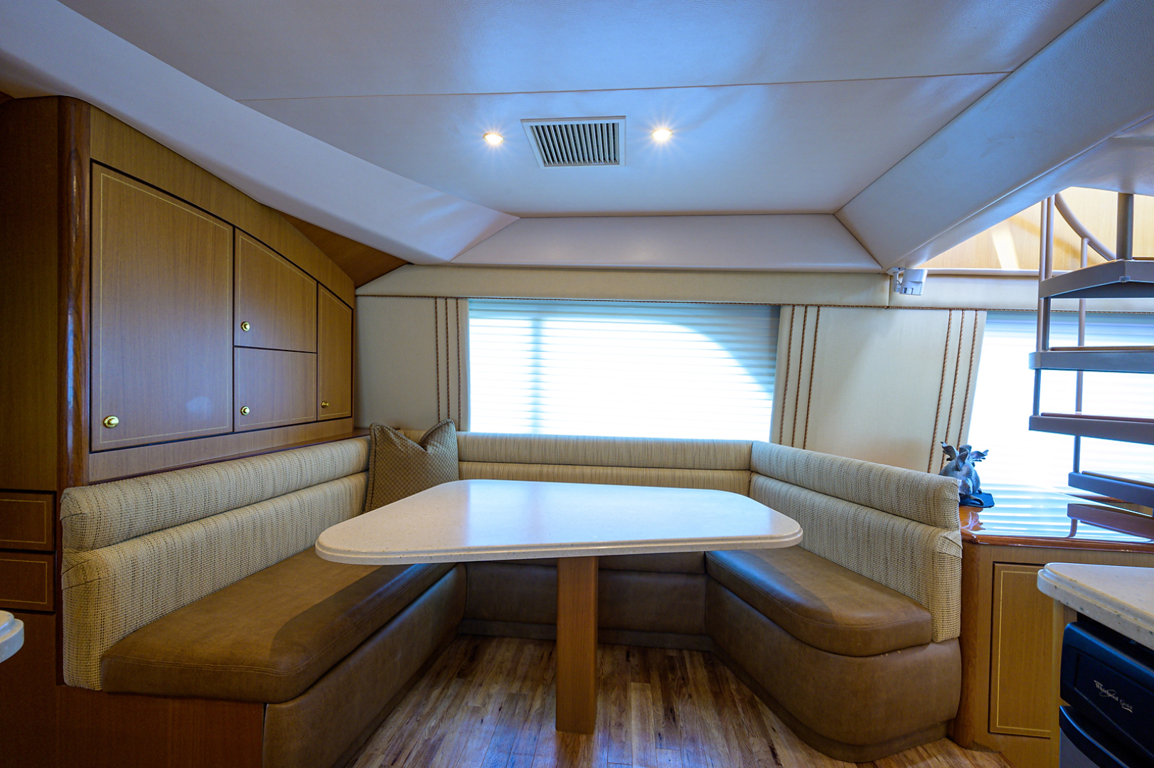 Ocean Yachts-Odyssey 2005-MISS JAN Palm Beach Gardens-Florida-United States-Dinette-1386880 | Thumbnail