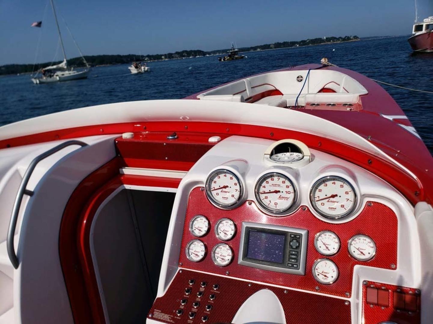 Donzi-ZRO Open 2011 -Medford-Massachusetts-United States-Helm Dash-1388043 | Thumbnail