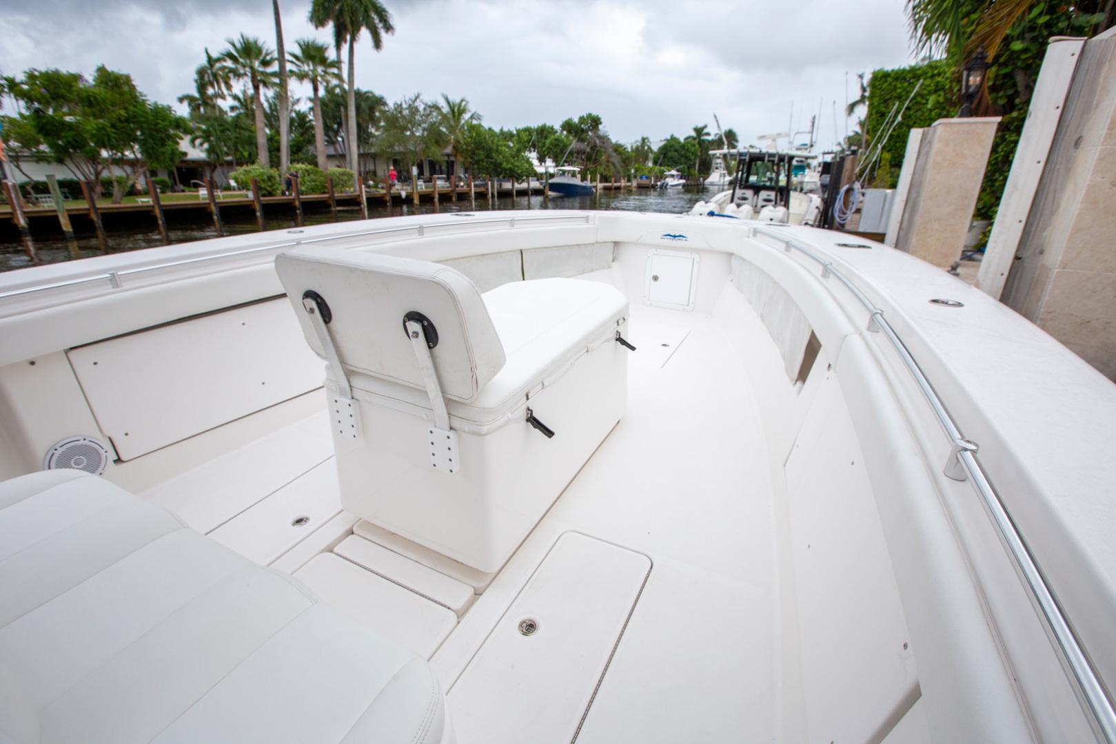 Invincible-42 CC w/SeaKeeper 2013-Tender Delray Beach-Florida-United States-1450264 | Thumbnail