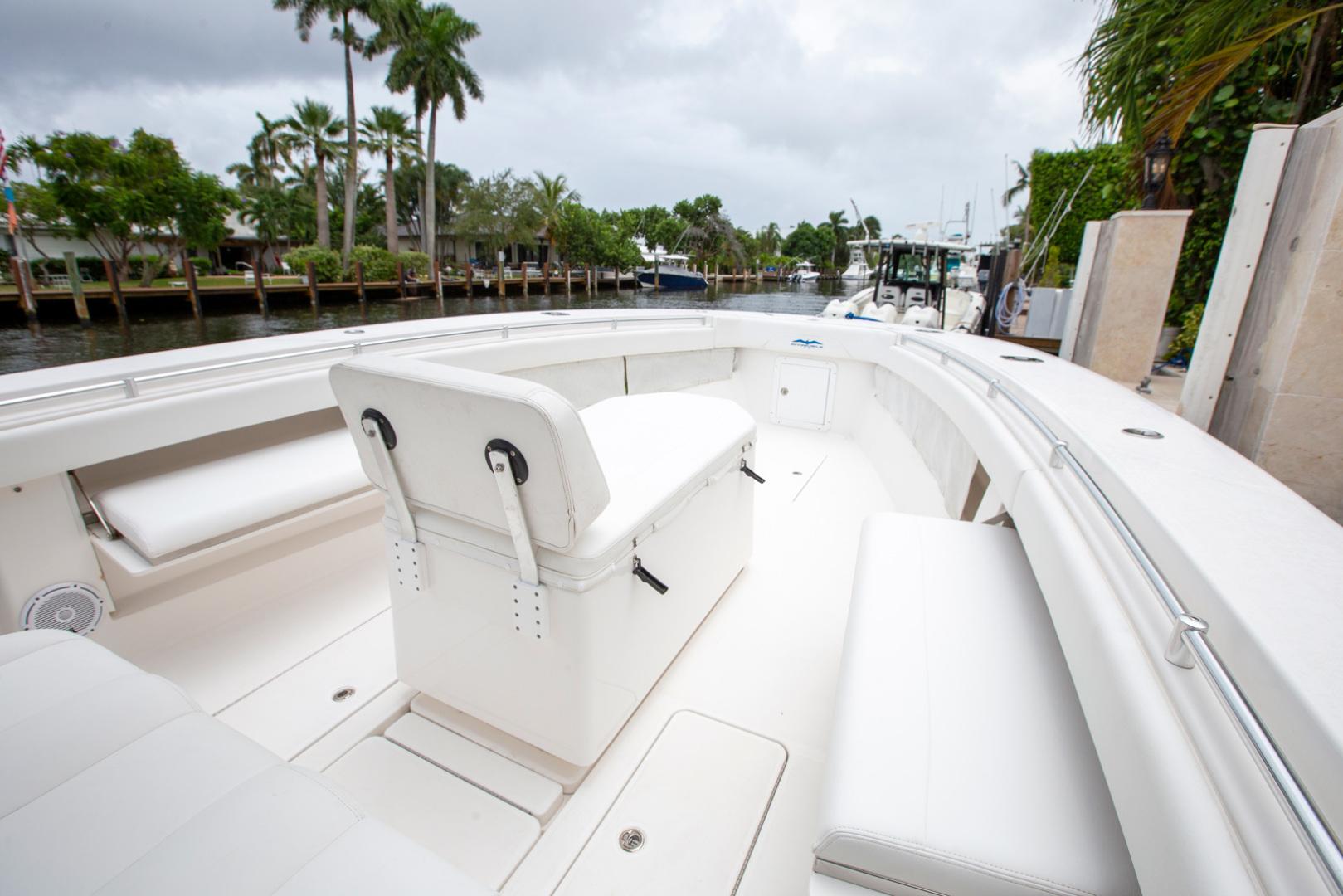 Invincible-42 CC w/SeaKeeper 2013-Tender Delray Beach-Florida-United States-1450260 | Thumbnail