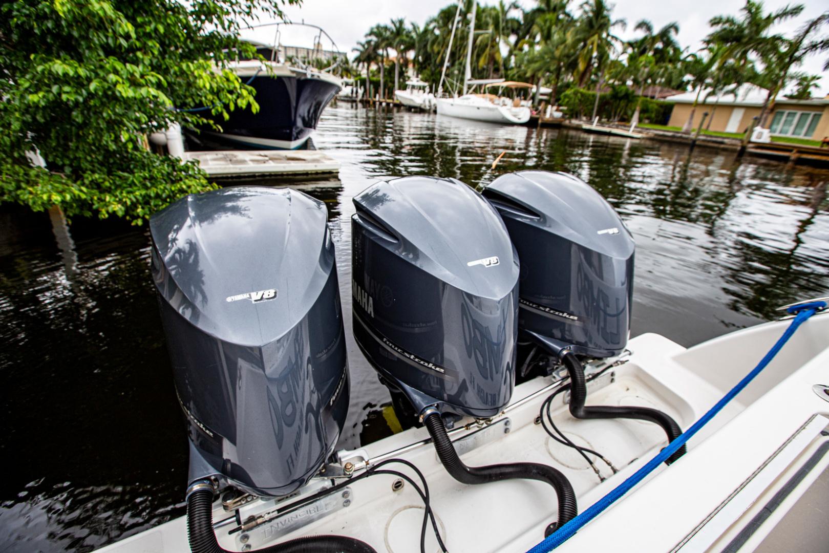Invincible-42 CC w/SeaKeeper 2013-Tender Delray Beach-Florida-United States-1450281 | Thumbnail