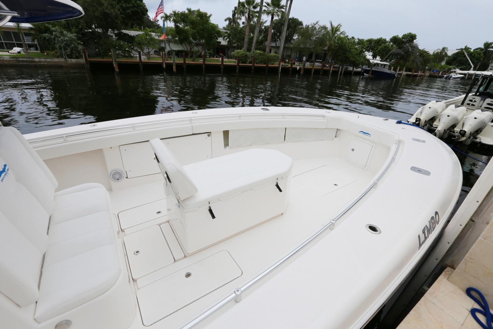Invincible-42 CC w/SeaKeeper 2013-Tender Delray Beach-Florida-United States-1450238 | Thumbnail