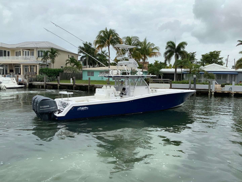 Invincible-42 CC w/SeaKeeper 2013-Tender Delray Beach-Florida-United States-1450233 | Thumbnail