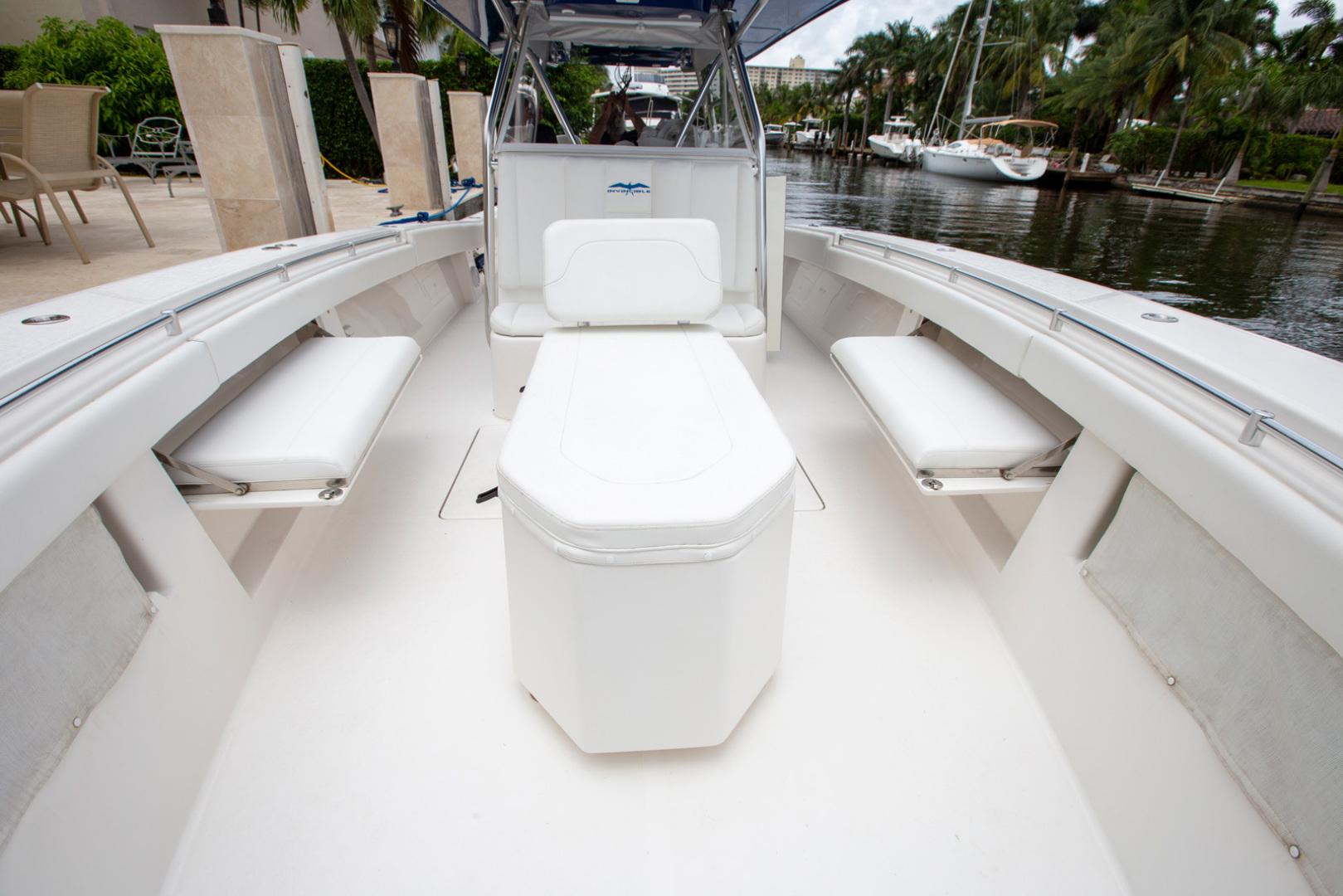 Invincible-42 CC w/SeaKeeper 2013-Tender Delray Beach-Florida-United States-1450259 | Thumbnail