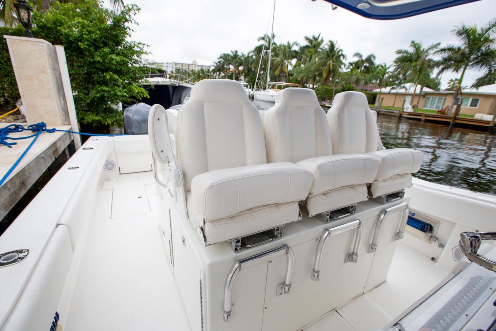 Invincible-42 CC w/SeaKeeper 2013-Tender Delray Beach-Florida-United States-1450265 | Thumbnail