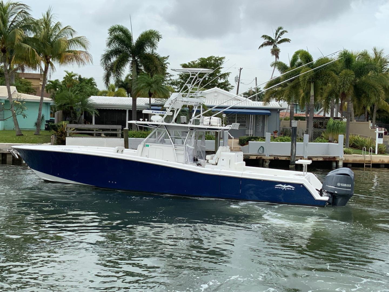 Invincible-42 CC w/SeaKeeper 2013-Tender Delray Beach-Florida-United States-1450237 | Thumbnail
