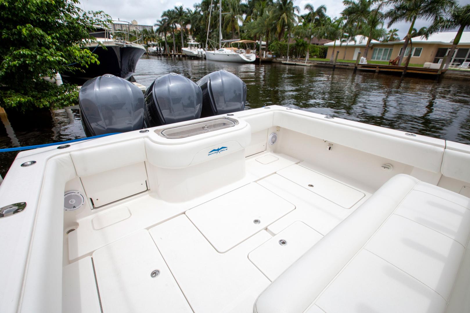 Invincible-42 CC w/SeaKeeper 2013-Tender Delray Beach-Florida-United States-1450250 | Thumbnail