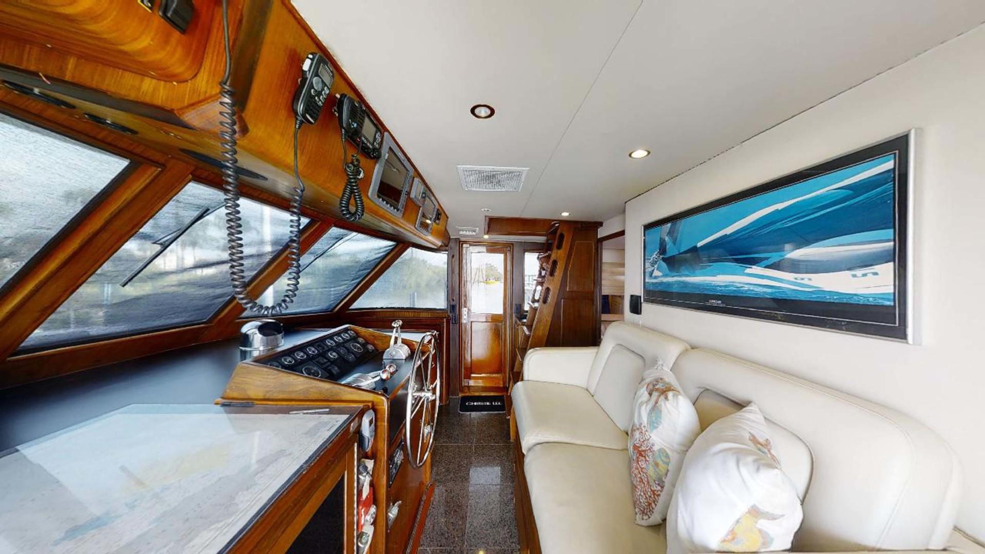 Hatteras-Motoryacht 1987-Christie Lee Stuart-Florida-United States-1392576   Thumbnail