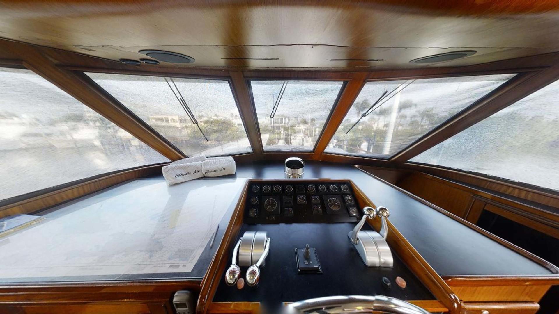 Hatteras-Motoryacht 1987-Christie Lee Stuart-Florida-United States-1392571   Thumbnail