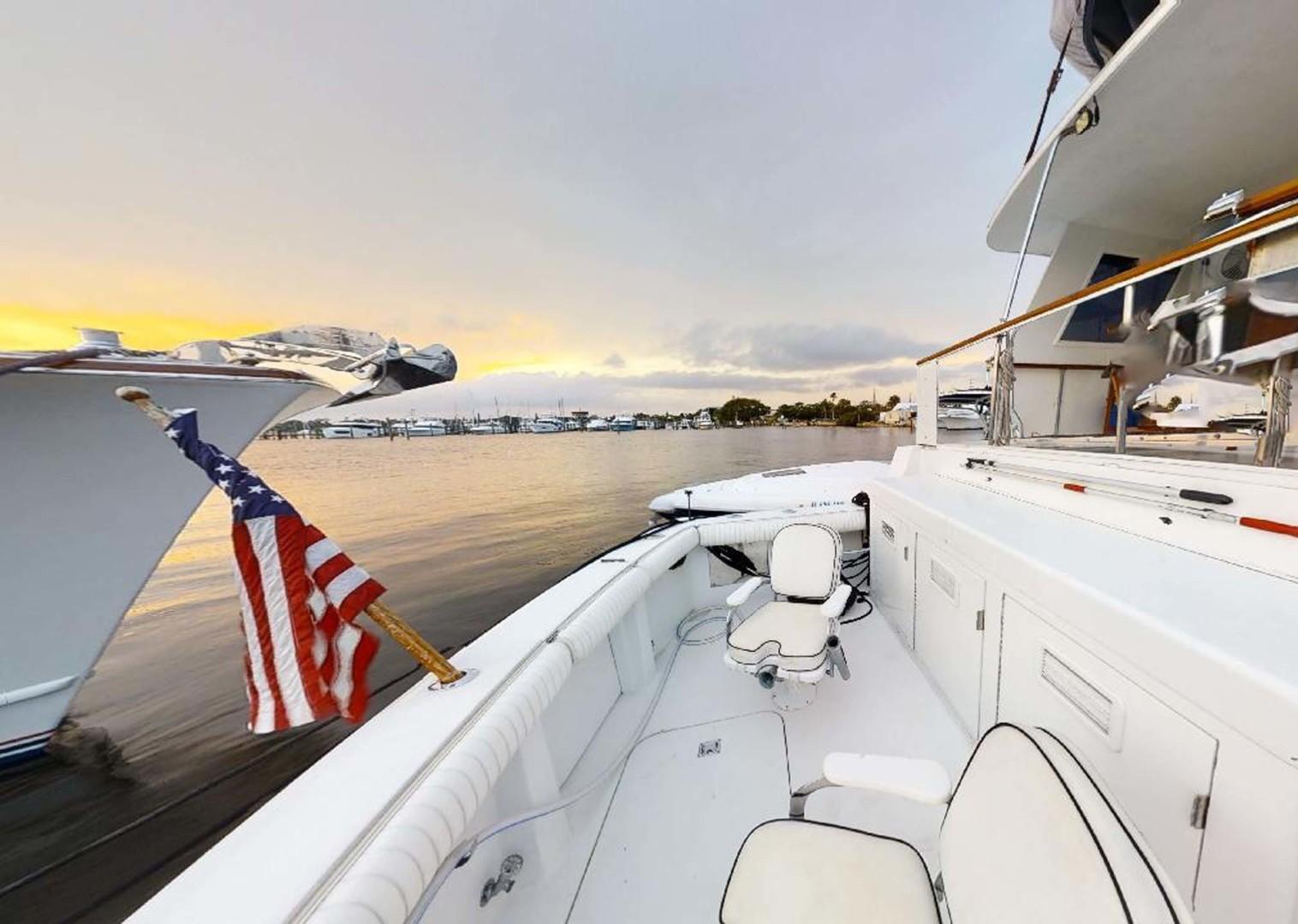 Hatteras-Motoryacht 1987-Christie Lee Stuart-Florida-United States-1392648   Thumbnail