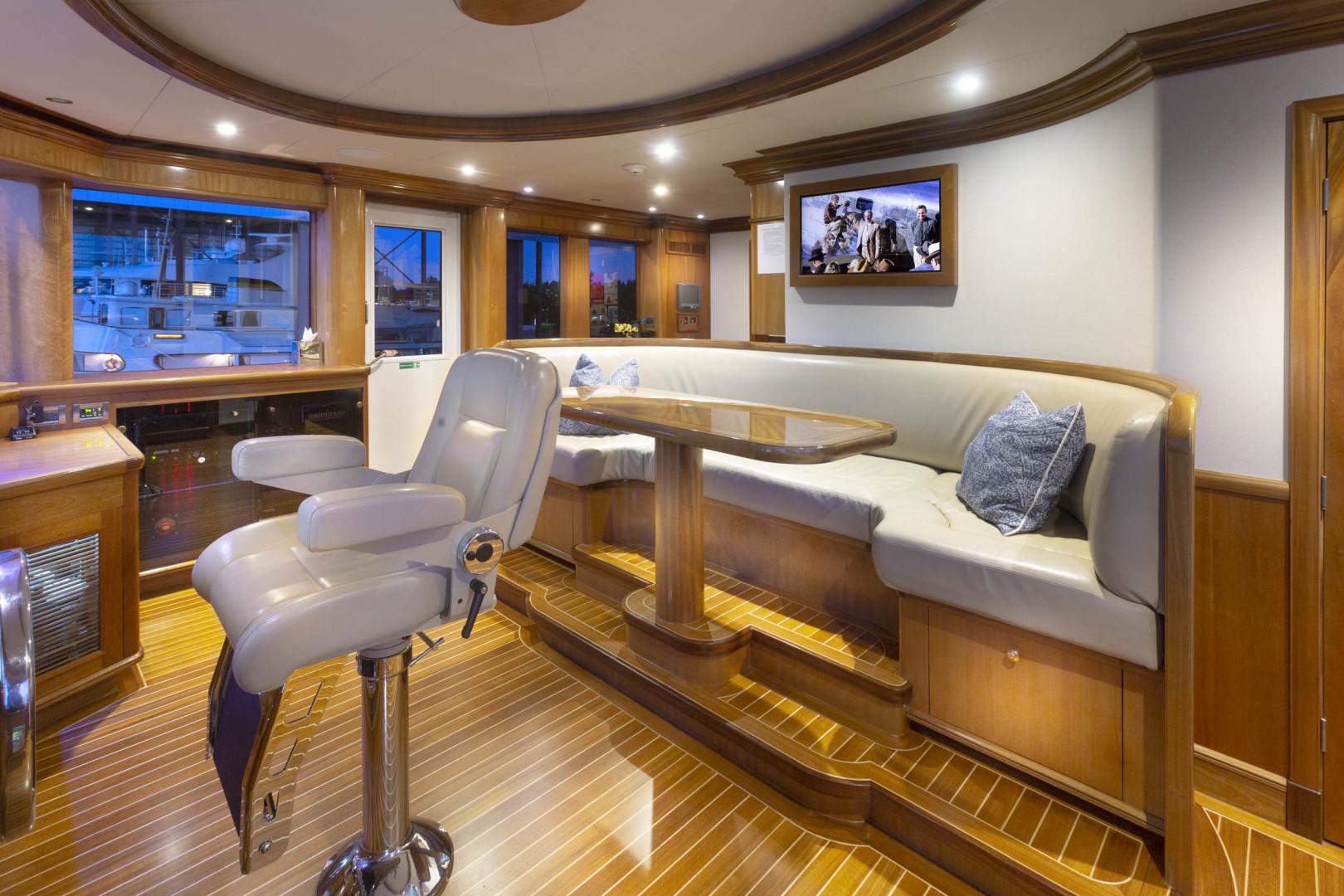 Richmond Yachts-Tri-Deck Motor Yacht 2008-FAR FROM IT St Thomas -Virgin Islands-Virgin Islands (US)-Wheel House -1394811 | Thumbnail