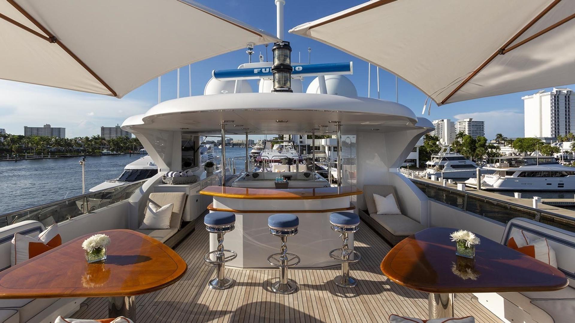 Richmond Yachts-Tri-Deck Motor Yacht 2008-FAR FROM IT St Thomas -Virgin Islands-Virgin Islands (US)-Sun Deck -1394803 | Thumbnail