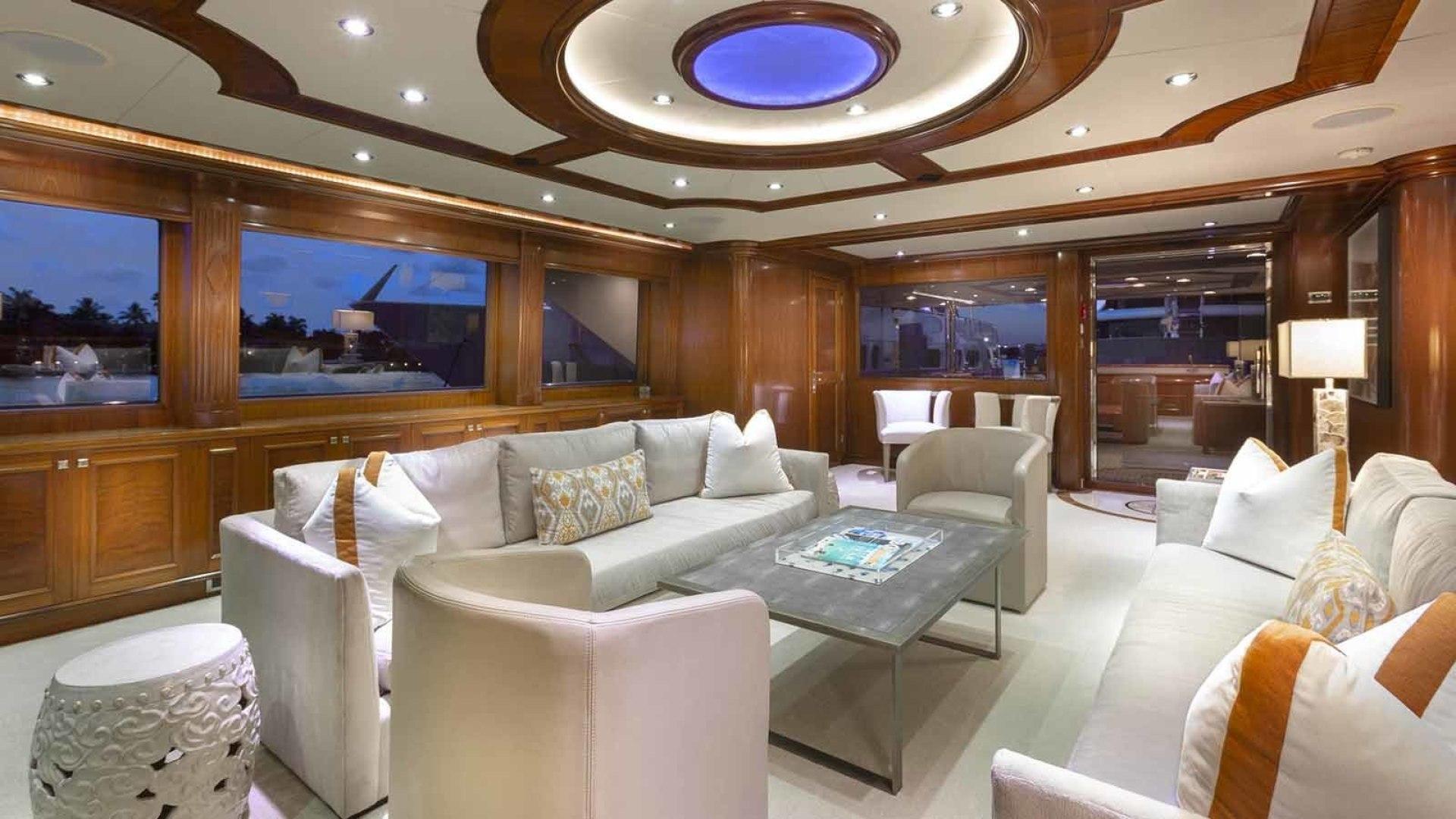 Richmond Yachts-Tri-Deck Motor Yacht 2008-FAR FROM IT St Thomas -Virgin Islands-Virgin Islands (US)-Main Salon-1394791 | Thumbnail