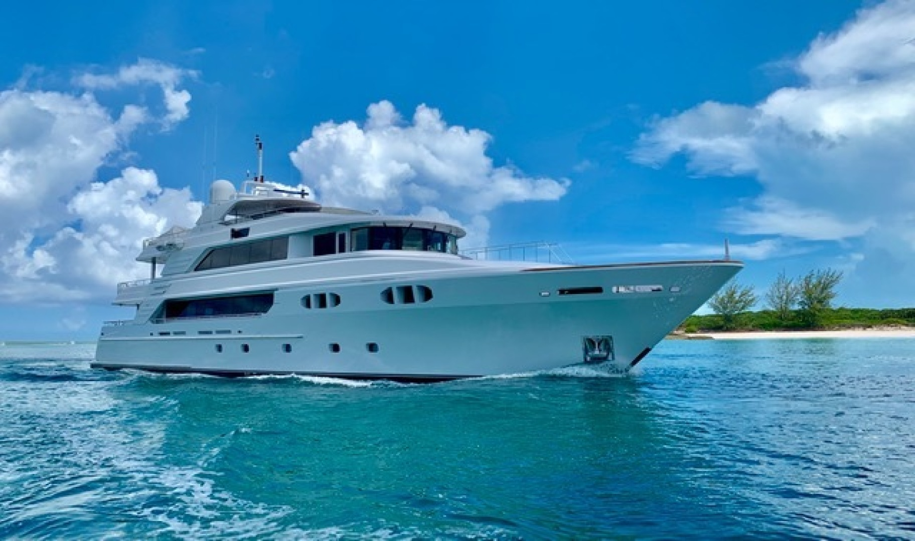 142' Richmond Yachts 2008 Tri-Deck Motor Yacht FAR FROM IT
