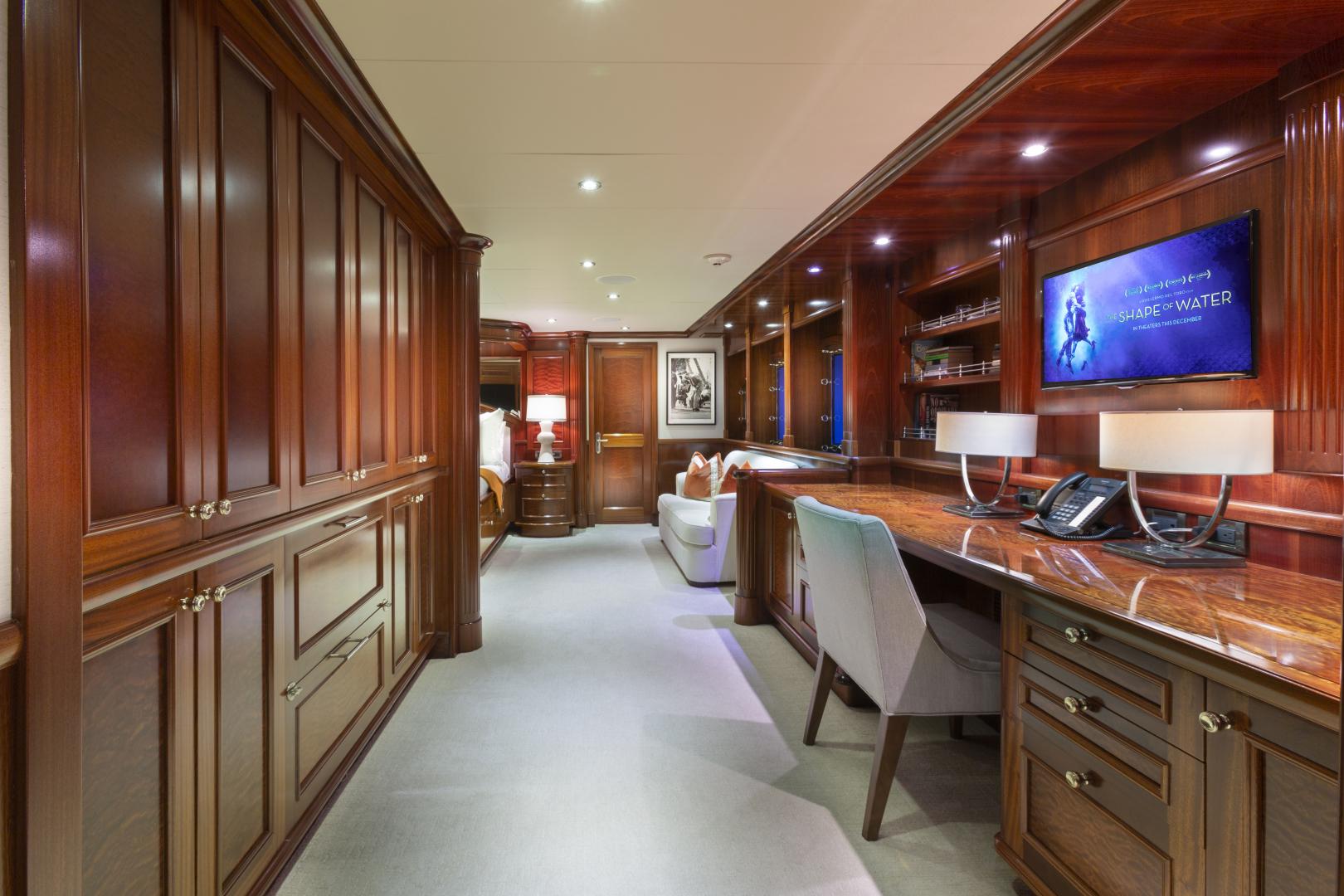Richmond Yachts-Tri-Deck Motor Yacht 2008-FAR FROM IT St Thomas -Virgin Islands-Virgin Islands (US)-Master Stateroom-1394830 | Thumbnail