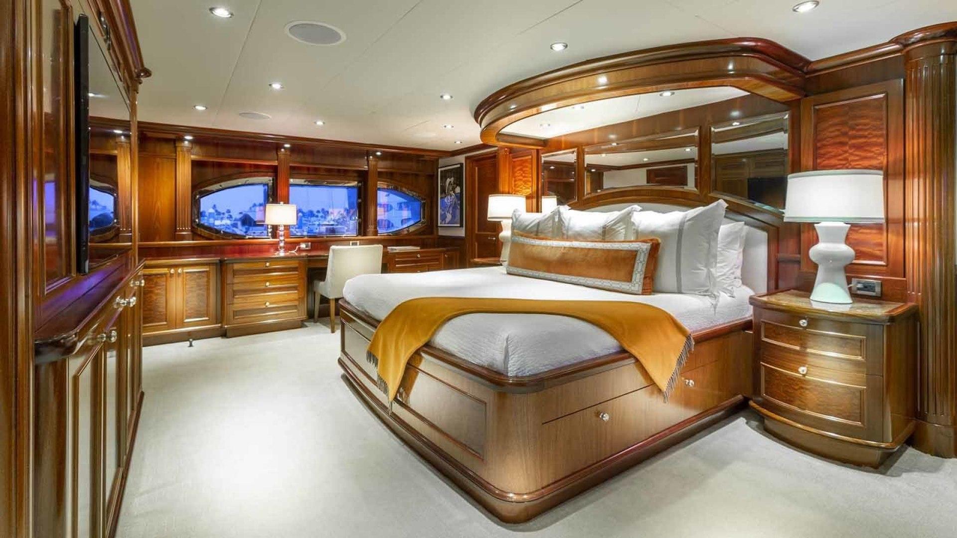 Richmond Yachts-Tri-Deck Motor Yacht 2008-FAR FROM IT St Thomas -Virgin Islands-Virgin Islands (US)-Master Stateroom-1394794 | Thumbnail