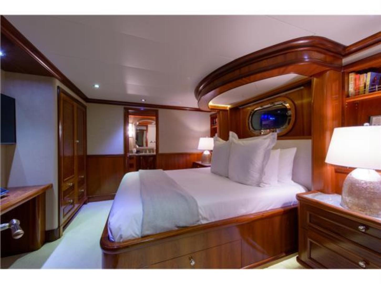 Richmond Yachts-Tri-Deck Motor Yacht 2008-FAR FROM IT St Thomas -Virgin Islands-Virgin Islands (US)-Guest Stateroom-1394848 | Thumbnail