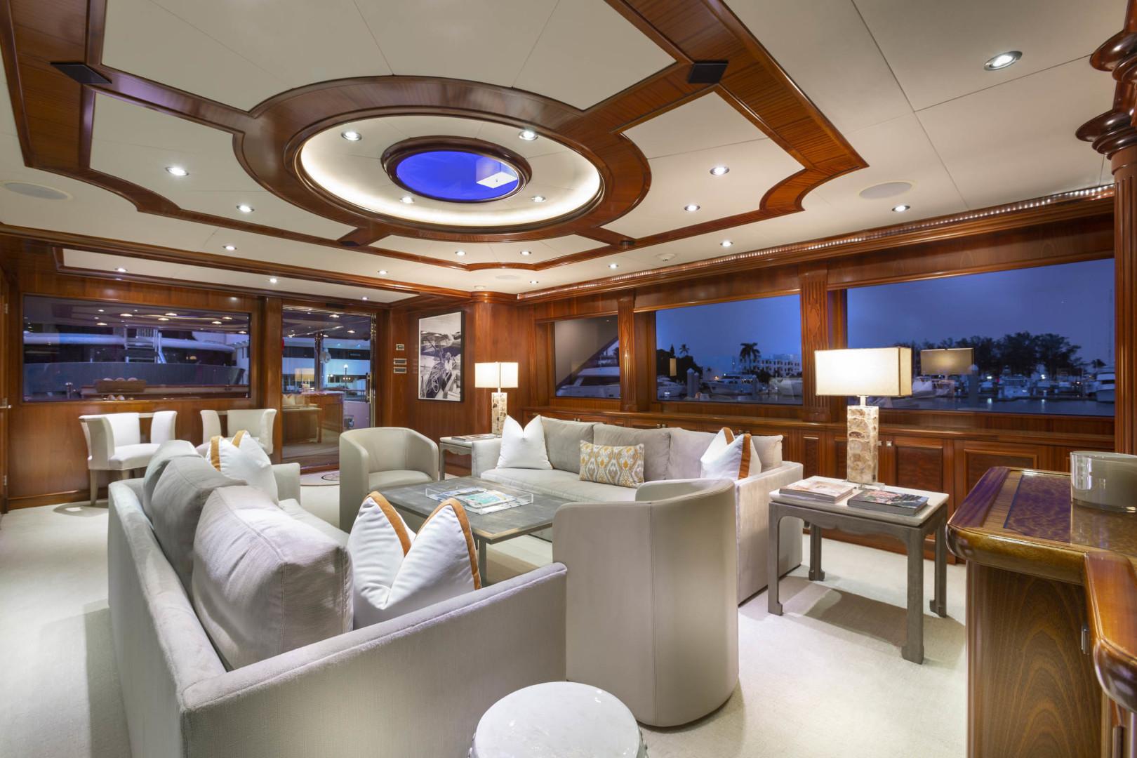 Richmond Yachts-Tri-Deck Motor Yacht 2008-FAR FROM IT St Thomas -Virgin Islands-Virgin Islands (US)-Main Salon-1394823 | Thumbnail