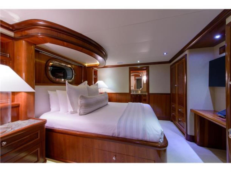 Richmond Yachts-Tri-Deck Motor Yacht 2008-FAR FROM IT St Thomas -Virgin Islands-Virgin Islands (US)-Guest Stateroom 2 -1394850 | Thumbnail