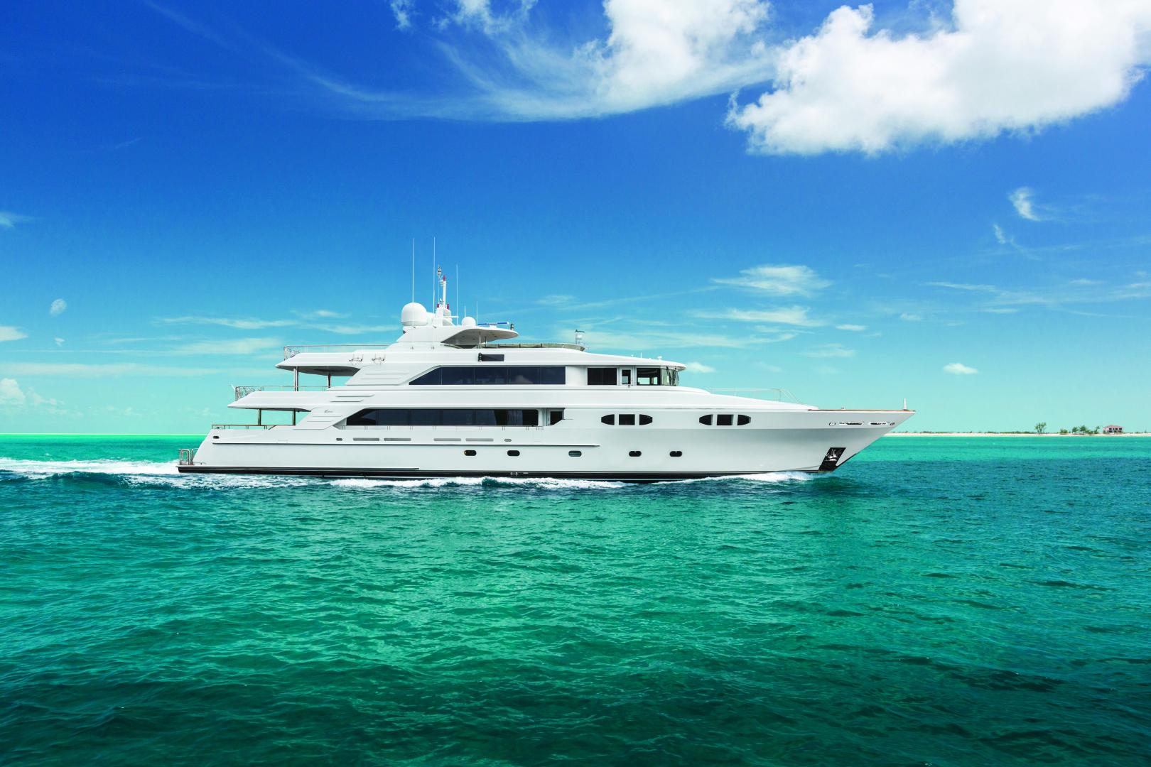 Richmond Yachts-Tri-Deck Motor Yacht 2008-FAR FROM IT St Thomas -Virgin Islands-Virgin Islands (US)-Profile-1394784 | Thumbnail