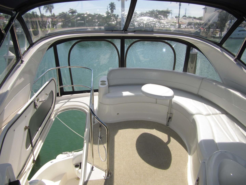 Meridian-391 Sedan 2006 -Treasure Island-Florida-United States-Overview  Aft Flybridge-1396643   Thumbnail
