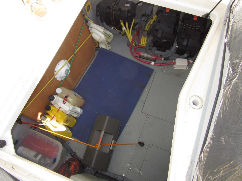Meridian-391 Sedan 2006 -Treasure Island-Florida-United States-Cockpit Lazzarette Storage-1396652   Thumbnail